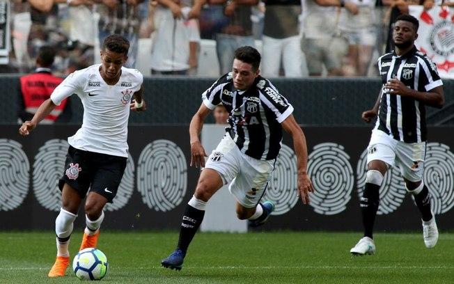 Brasileirao 2018 Ceara X Corinthians Aposta 10