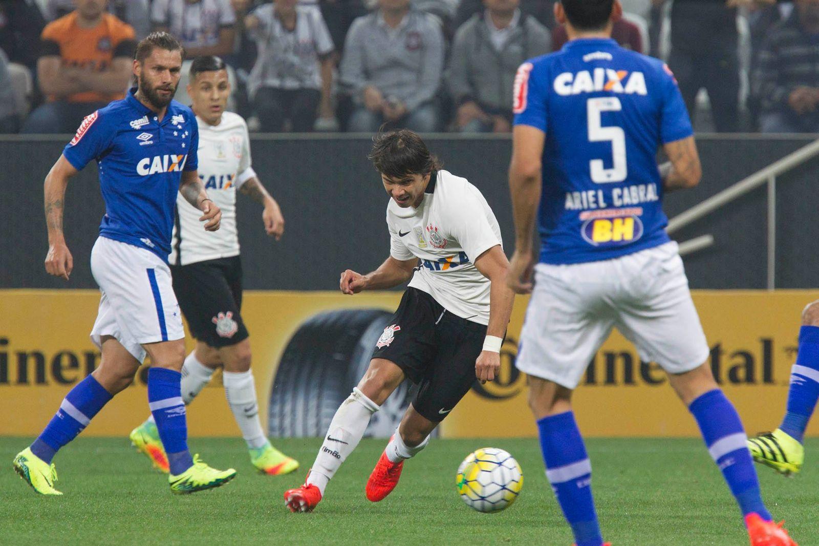 Brasileirão 2018 Corinthians X Cruzeiro Aposta 10