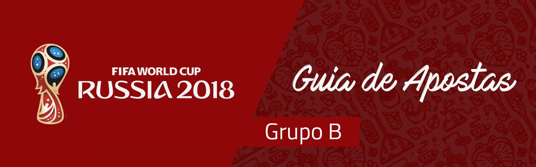 Como apostar na Copa do Mundo da Russia 2018 - Grupo B - Aposta 10 e751d8f621fdf