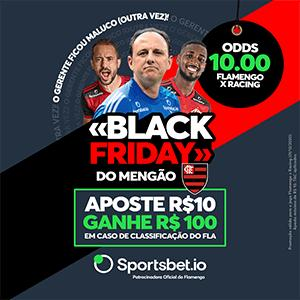 Black Friday Mengão