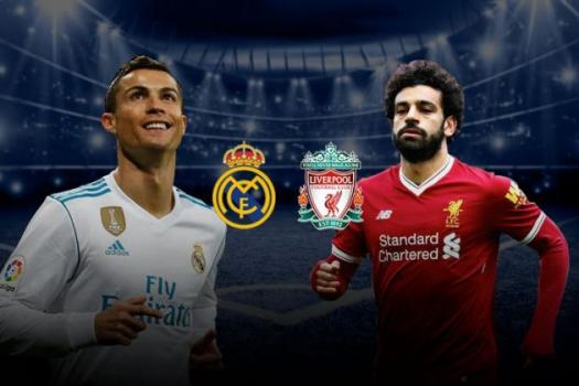 Oferta da Bet365 para Real Madrid e Liverpool