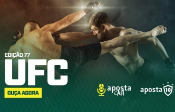 Como apostar no UFC - Podcast